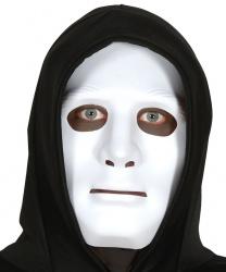 """Белая маска """"Кабуки"""""""