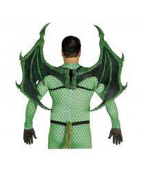 Крылья зеленого дракона