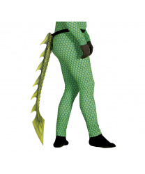Хвост зеленого дракона (100 см)