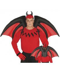 Надувные крылья дьявола