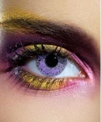 """Линзы """"Фиолет"""""""