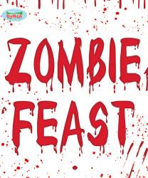 "Баннер на Хэллоуин ""Zombie Feast"""