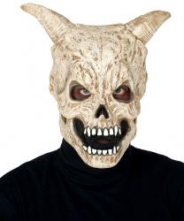 """Латексная маска """"Череп демона"""""""