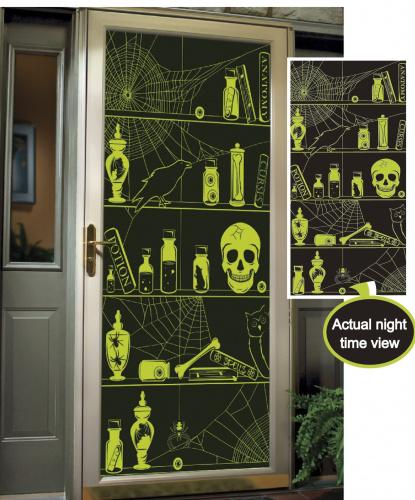 Баннер на Хэллоуин Шкаф колдуньи