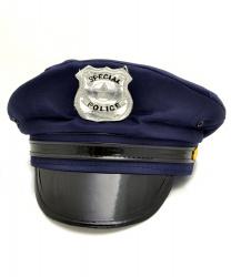 Полицейская фуражка, темно-синяя