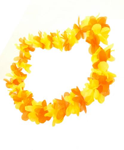 Желтое гавайское ожерелье (Германия)