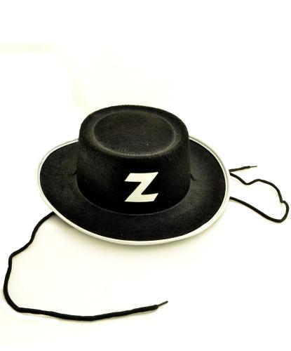 Шляпа Зорро (детская) (Германия)
