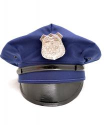 Синяя фуражка полицейского