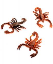 Скорпионы из латекса (5 см)