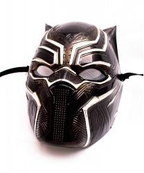 """Детская маска """"Черная пантера"""""""