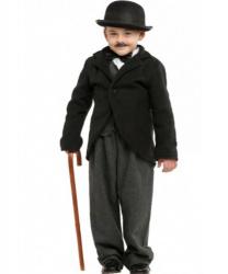 Детский костюм Чарли Чаплина (без трости)