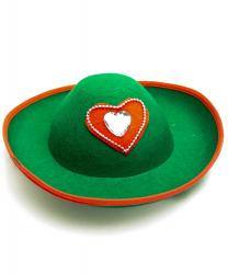 Тирольская шляпа