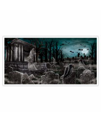 """Баннер """"Кладбище"""""""