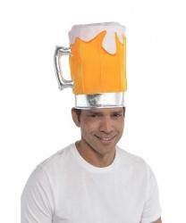 Пивная шапка