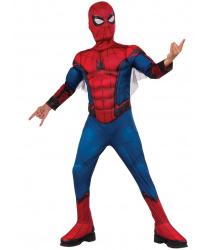 """Человек- паук """"Вдали от дома"""" красно-синий"""
