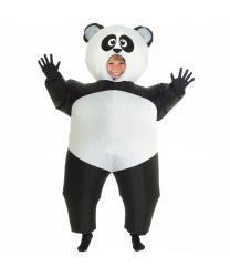 """Детский надувной костюм """"Панда"""""""