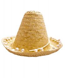 Мексиканское мини-сомбреро