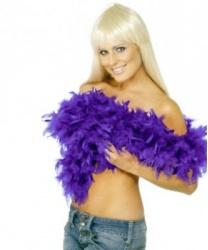 Боа фиолетовое - Боа, арт: 4502