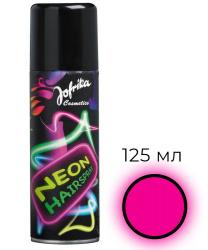 Розовая неоновая спрей-краска для волос