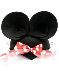 Шапочка мышки -девочки