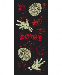 """Подвесной баннер """"Зомби"""""""