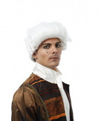 "Парик ""Барокко Моцарт"""