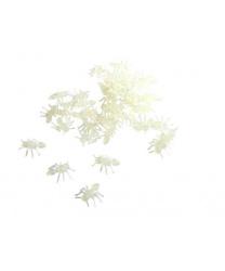 Насекомые светящиеся в темноте (ассорти)