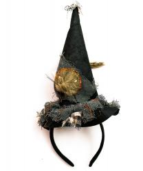 Колпак ведьмы с мышью