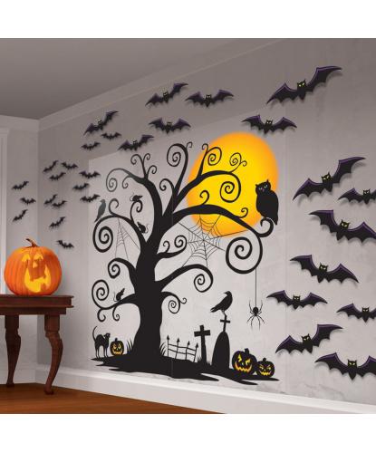 Декорация на стену Дерево
