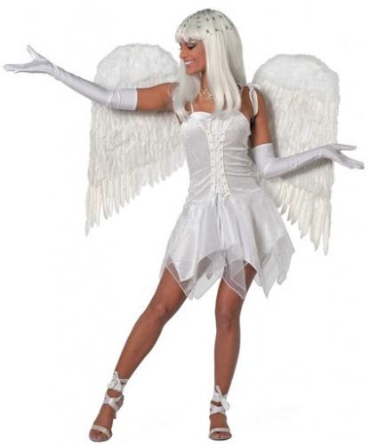 Ангельское платье: платье (крылья в комплект не входят) (Нидерланды)