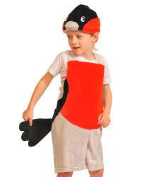 """Детский костюм """"Снегирь"""""""