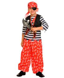 """Детский костюм """"Пират Роджер"""""""