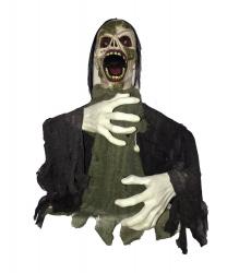 Фигура Зомби на Хэллоуин с эффектами, 105 см