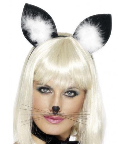 Кошачьи уши с пухом (Германия)