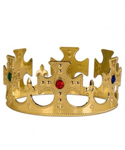 Царская корона, пластик (Италия)