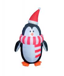 Надувной пингвин 120 см