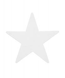 """Декорация на новый год """"Белая звезда"""""""