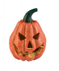 Блестящая тыква на Хэллоуин
