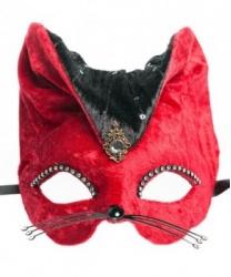 Красная маска Gatto