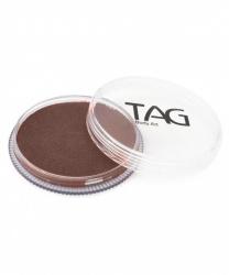 Аквагрим TAG темно-коричневый 32 гр