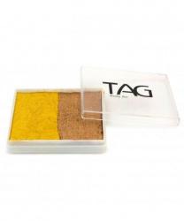 Аквагрим TAG 50 гр (перламутровый золотой / старое золото)