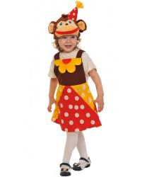 """Детский костюм """"Мартышка из Цирка"""""""