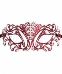 Венецианская красная маска Maschile