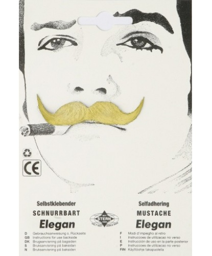 Элегантные усы (Германия)