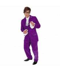 Мужской костюм в стиле 60-х