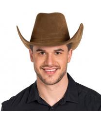 Бежевая шляпа ковбоя