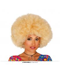 Афро-блонд парик