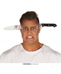 """Ободок """"Кровавый нож"""""""