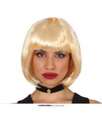 Парик каре-блонд