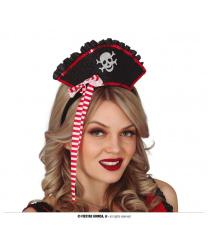 Ободок пиратки